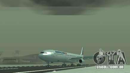 Airbus A340-300 Air France para GTA San Andreas