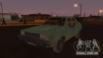 Máquina do CoD: MW para GTA San Andreas
