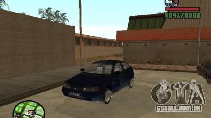VAZ 21124 Coupe para GTA San Andreas