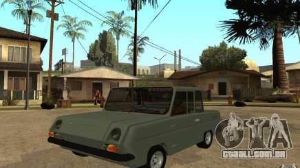Dkns Inválido para GTA San Andreas