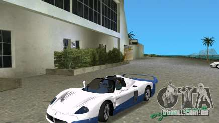 Maserati MC12 para GTA Vice City