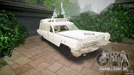 Cadillac Wildlife Control para GTA 4