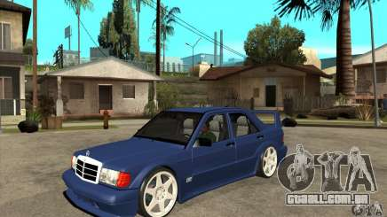 Mercedes-Benz w201 190 2.5-16 Evolution II para GTA San Andreas