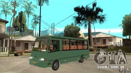 SULCO 3203 para GTA San Andreas