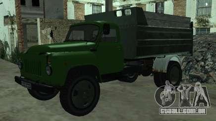 GAZ 53 caminhão para GTA San Andreas