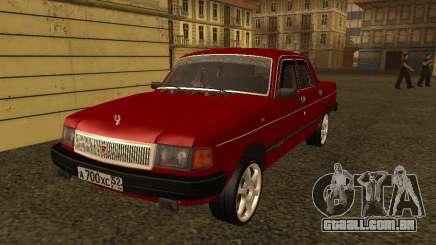 Volga GAZ 31029 Sl para GTA San Andreas