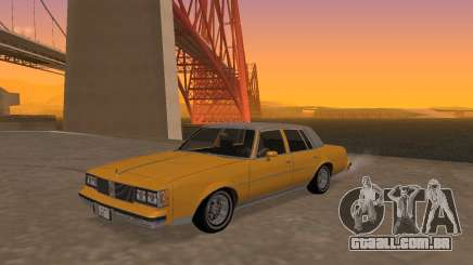 Oldsmobile Cutlass v2 1985 para GTA San Andreas