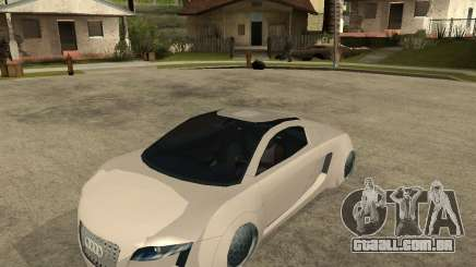 AUDI RSQ concept 2035 para GTA San Andreas