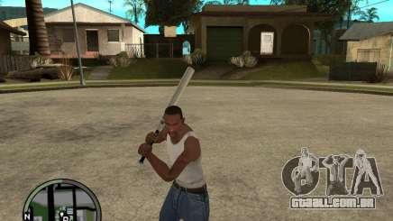 GTA IV HUD para GTA San Andreas