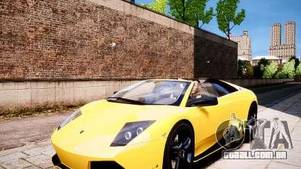 Lamborghini Murcielago LP650-4 Roadster para GTA 4