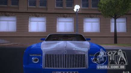 Rolls-Royce Phantom Drophead Coupe para GTA San Andreas