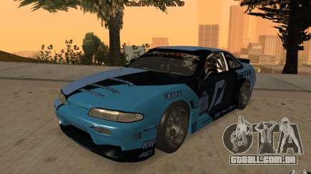 Nissan S14 Matt Powers 2012 para GTA San Andreas