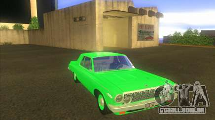 Dodge 330 1963 Max Wedge Ramcharger para GTA San Andreas