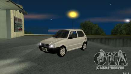 Fiat Mille Fire 1.0 2006 para GTA San Andreas