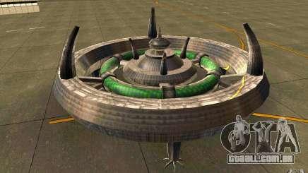 UFO hunter para GTA San Andreas