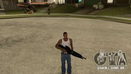 TR-189 Assault Rifle para GTA San Andreas