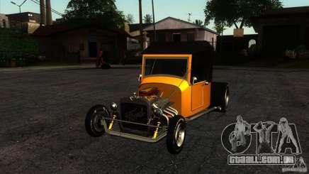 Ford T 1927 Hot Rod para GTA San Andreas