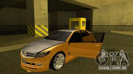 GTAIV Schafter Modded para GTA San Andreas