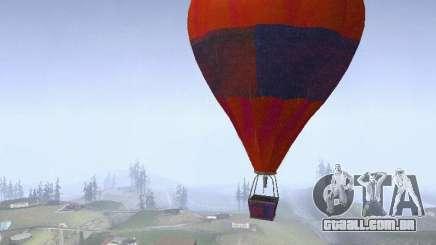 Balão-estilo hippie para GTA San Andreas