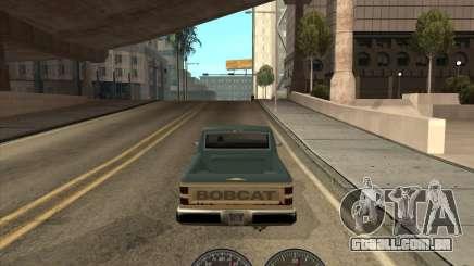 Memphis velocímetro v 2.0 para GTA San Andreas
