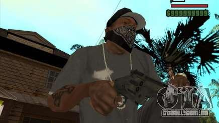Call of Juarez Bound in Blood Weapon Pack para GTA San Andreas