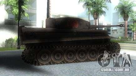 Tiger para GTA San Andreas
