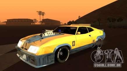 Ford Falcon XB Coupe Interceptor para GTA San Andreas