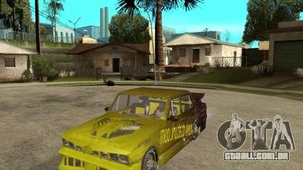Anadol GtaTurk Drift Car para GTA San Andreas