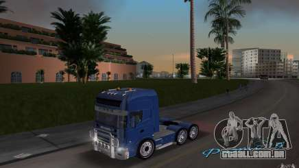 SCANIA 164L 580 V8 para GTA Vice City