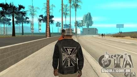 Westcoast skin para GTA San Andreas