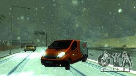 Vauxhall Vivaro v1.1 TNT para GTA San Andreas