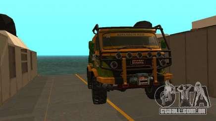 UAZ 2206 expedição para GTA San Andreas