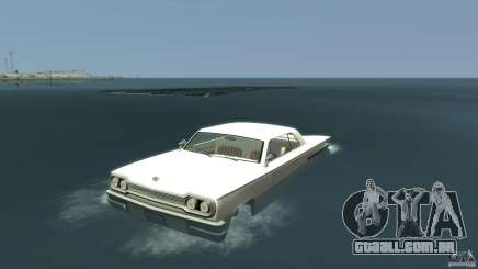 Voodoo Boat para GTA 4