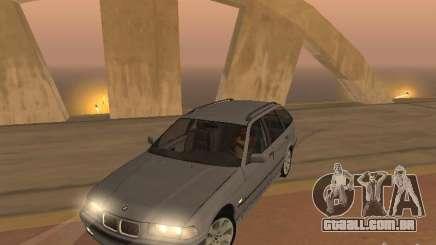 BMW 318 Touring para GTA San Andreas