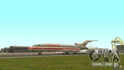 Boeing 727-100 American Airlines para GTA San Andreas