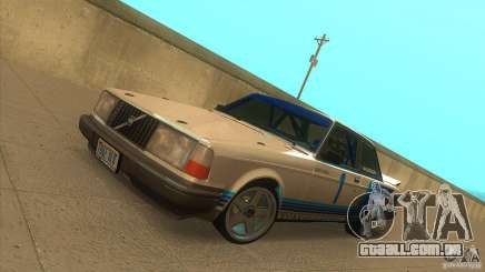 Volvo 240 Turbo Group A para GTA San Andreas
