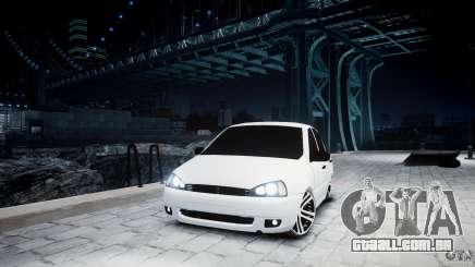 Lada Kalina Tuning para GTA 4
