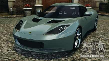 Lotus Evora 2009 v1.0 para GTA 4