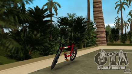 Mountainbike (Rover) para GTA Vice City