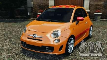 Fiat 500 Abarth para GTA 4