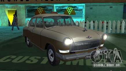 Táxi de gás M21T para GTA San Andreas