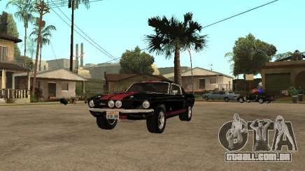 Shelby Mustang GT 500 para GTA San Andreas