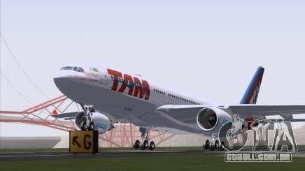 Airbus A330-223 TAM Airlines para GTA San Andreas