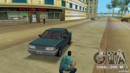 Manana HD para GTA Vice City
