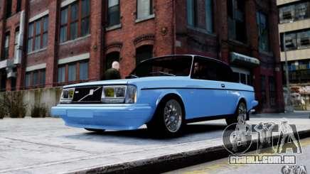 Volvo 242 v2 para GTA 4