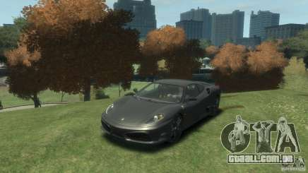 Ferrari F430 Scuderia para GTA 4