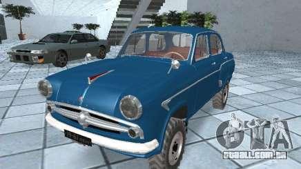 Moskvitch 410 4 x 4 para GTA San Andreas