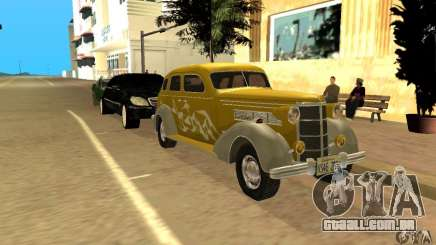 Ford DeLuxe Fordor Sedan V8 1938 para GTA San Andreas