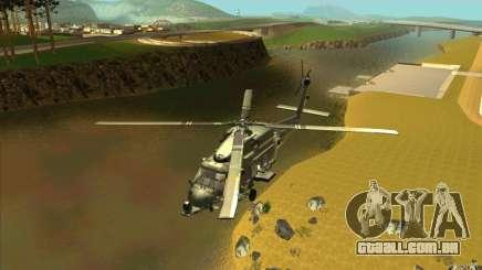 New Raindance para GTA San Andreas