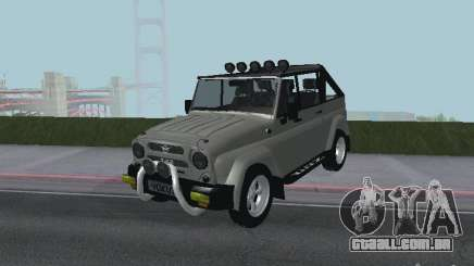 UAZ-3159 para GTA San Andreas